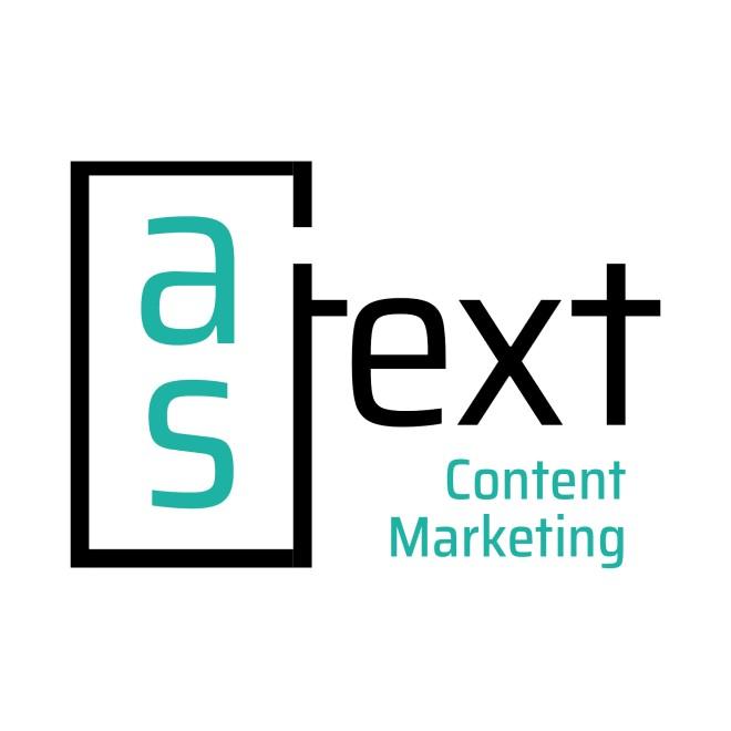 astext | Content Marketing, Logo
