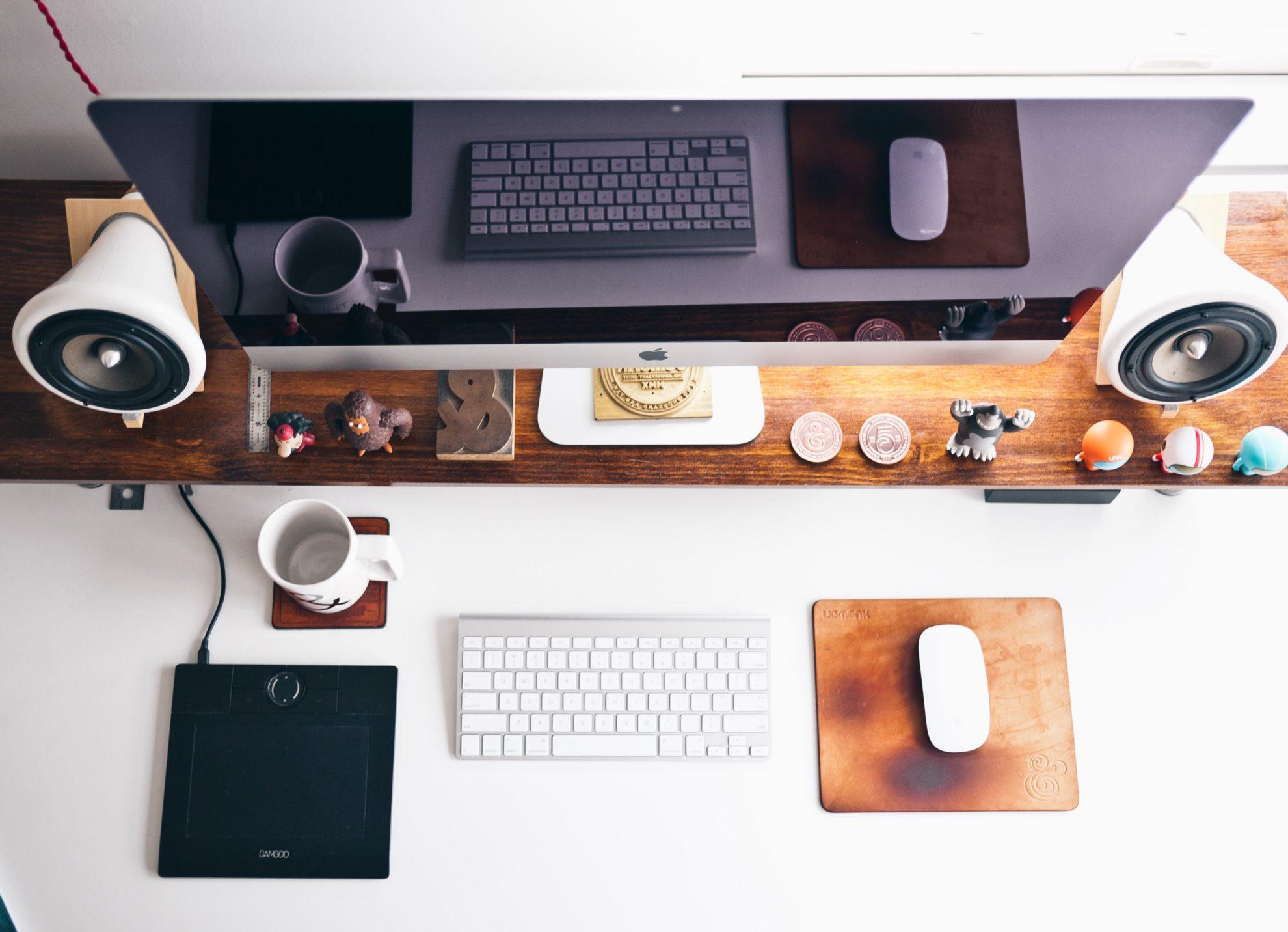 ergonomischer arbeitsplatz