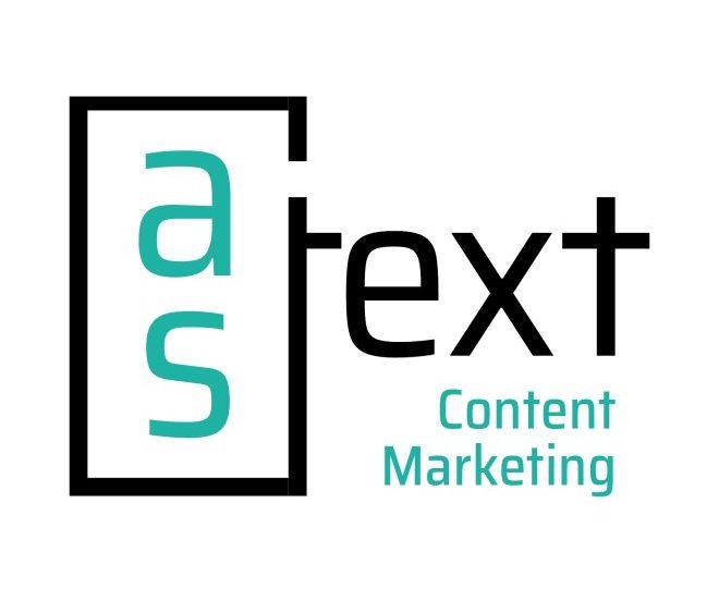 astext | Content Marketing Logo