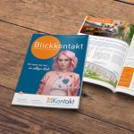 Blickkontakt-Magazin WBG-Kontakt
